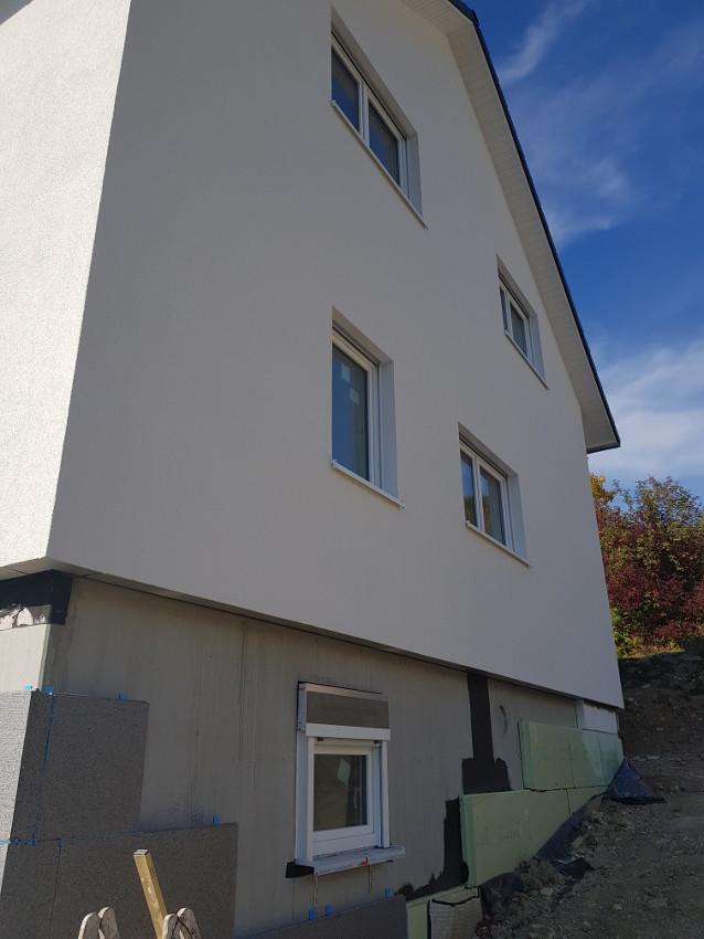 WDVS, Putz und Fassadengestaltung 2