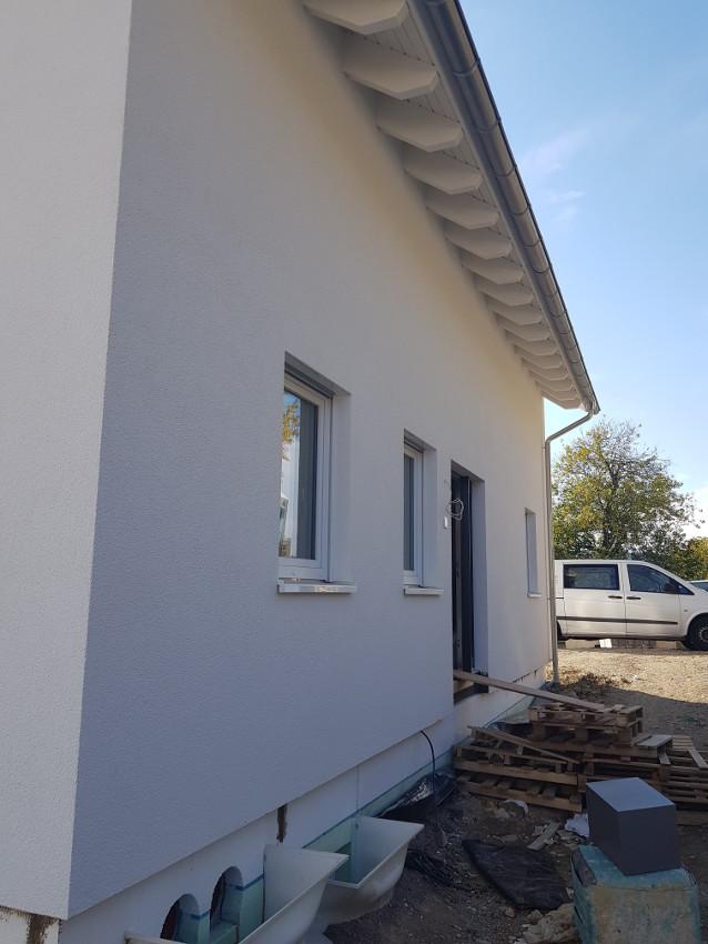 WDVS, Putz und Fassadengestaltung 3