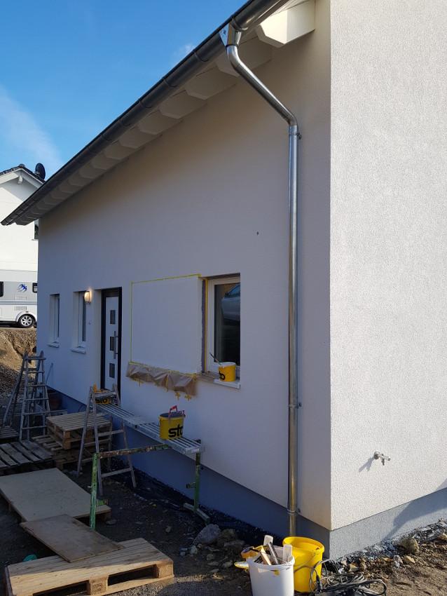 WDVS, Putz und Fassadengestaltung 4