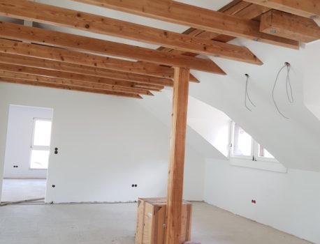 Umbau in Kadelburg