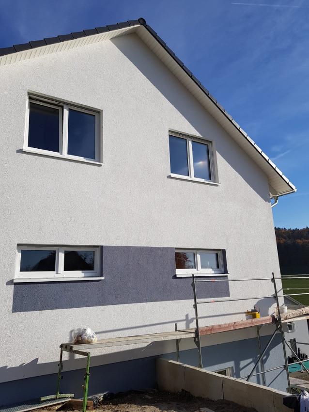 WDVS, Putz und Fassadengestaltung 11