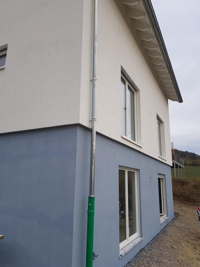 WDVS, Putz und Fassadengestaltung 14